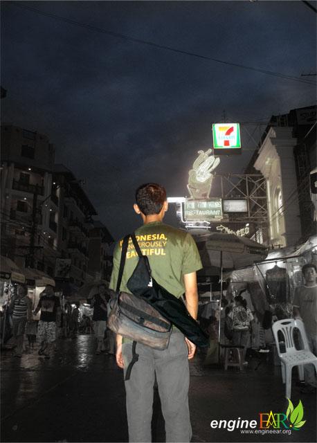 7eleven Khaosan Road, Bangkok-Thailand