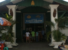 Museum Kareta Karaton