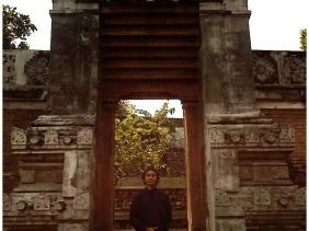 Gerbang Utama Makam Sultan Agung