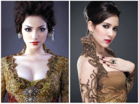 Qory Sandioriva, Agni Pratistha Arkadewi Kuswardono, Nadine Alexandra Dewi Ames, Nadine Chandrawinata