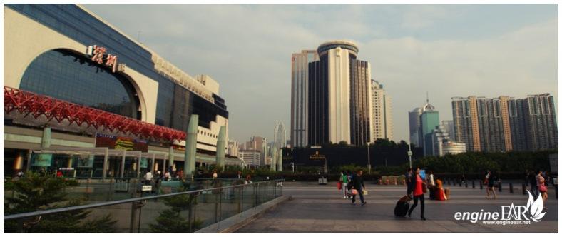 Stasiun Shenzhen