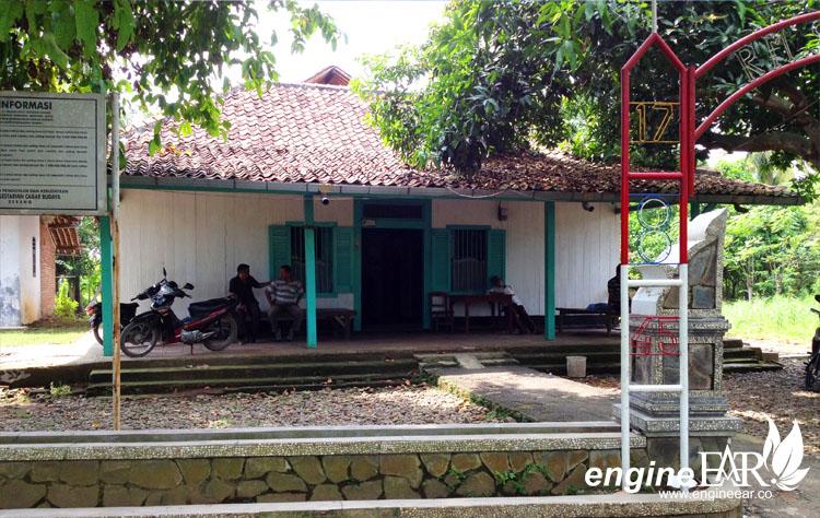 Rumah Djiaw Kie Siong