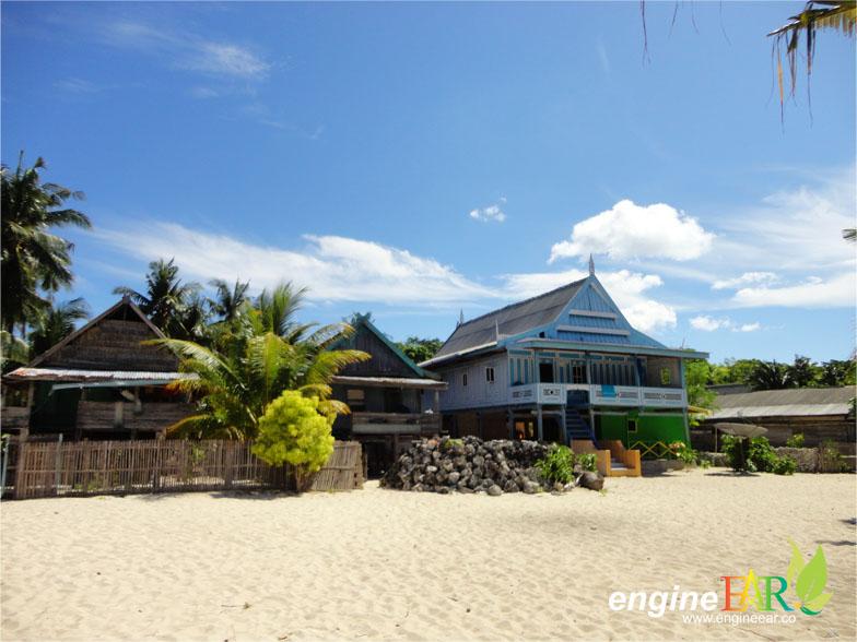 Penginapan di Pulau Liukang Loe