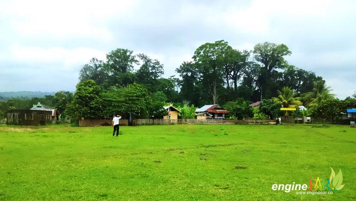 Lapangan Desa Pancasila
