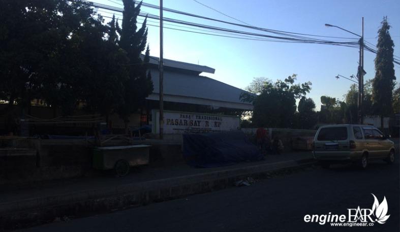 Pasar Sayur Cepogo