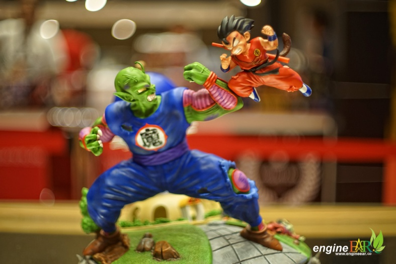 Son Goku vs Piccolo