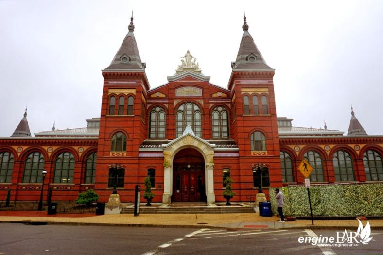 Smithsonian Art & Industries Building