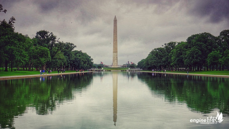 Washington Monument & Reflection Pool