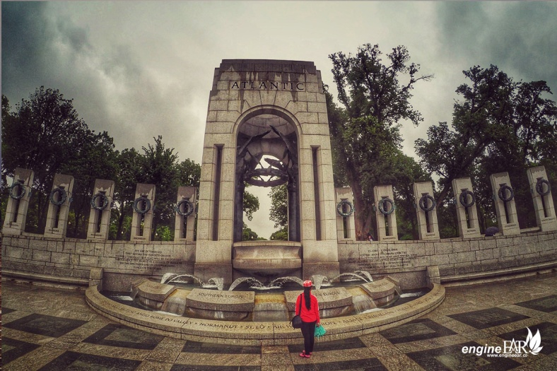 National World War II Memorial,