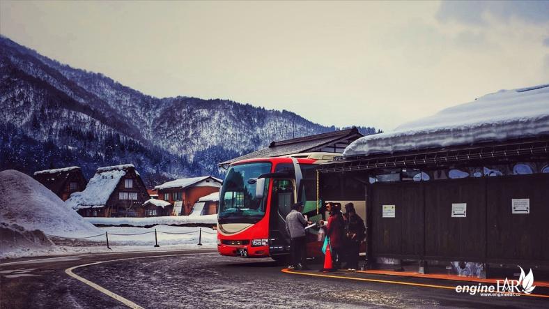 Bus jurusan Toyama