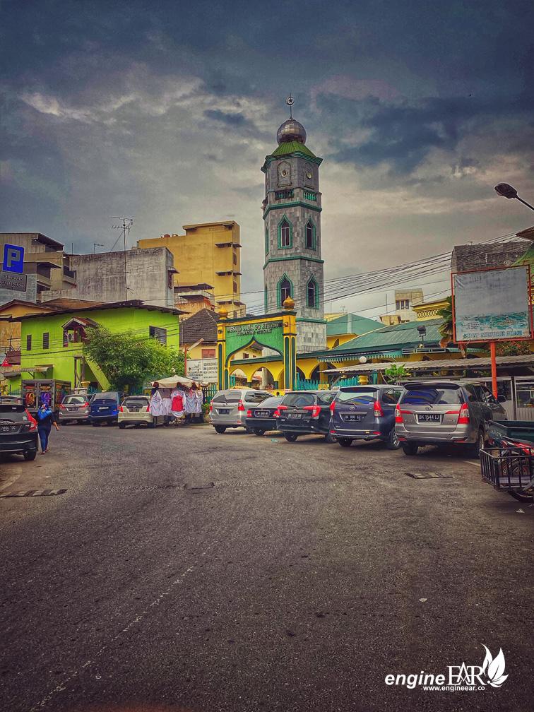 Masjid Lama Gg Bengkok